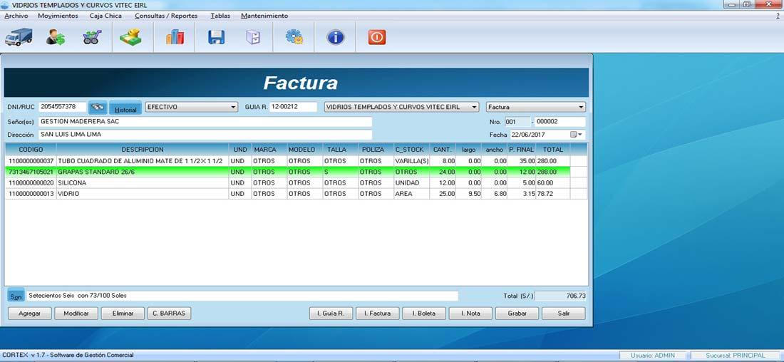 Prodix-Gescom-facturacion